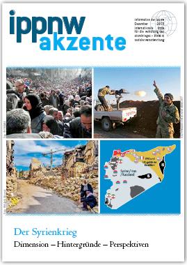 IPPNW akzente: Syrienkrieg