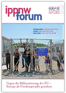 IPPNW-Forum 157 – Das Magazin der IPPNW, Ausgabe März 2019