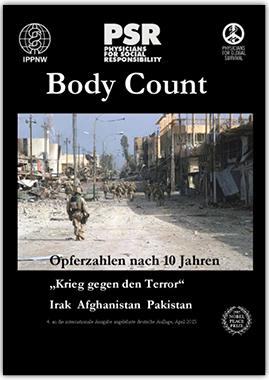 """Untersuchung """"Body Count – Opferzahlen nach 10 Jahren 'Krieg gegen den Terror'"""