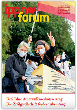 IPPNW-Forum 163