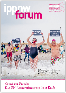 IPPNW-Forum 166/Juni 2021